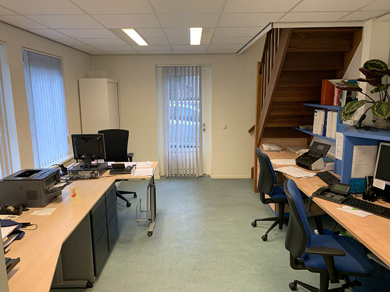 Backoffice Handgraaf, Huisarts